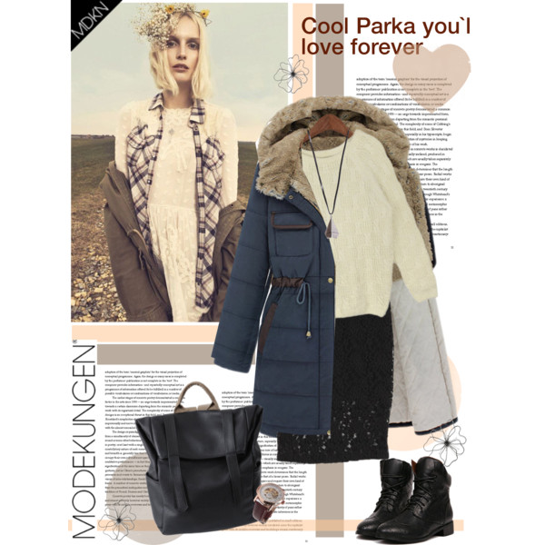 Women Over 50 Will Love Parka Jacket Outfit Ideas 2019