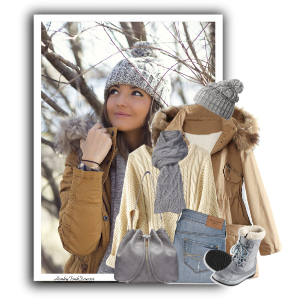 Women Over 50 Will Love Parka Jacket Outfit Ideas 2020