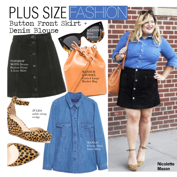 eb125fa1e968ee Plus Size Women In 30  Casual Outfit Ideas 2019
