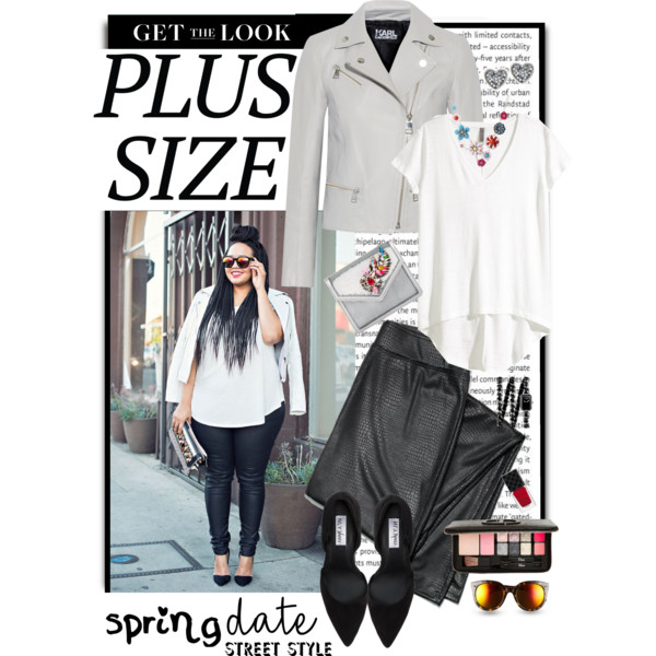 6f9cf111a30 Plus Size Women In 30  Casual Outfit Ideas 2019