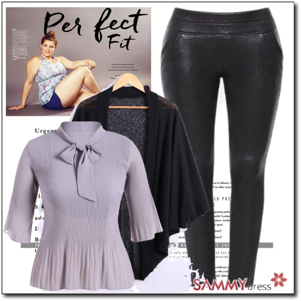 Plus Size Women Over 50: Casual Outfit Ideas