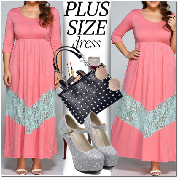 Women In 50 Fashion: Plus Size Dresses 2020