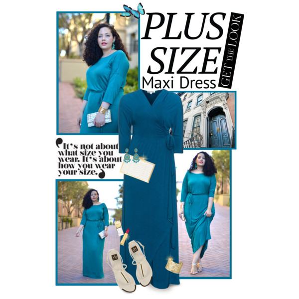 Women In 50 Fashion: Plus Size Dresses 2019