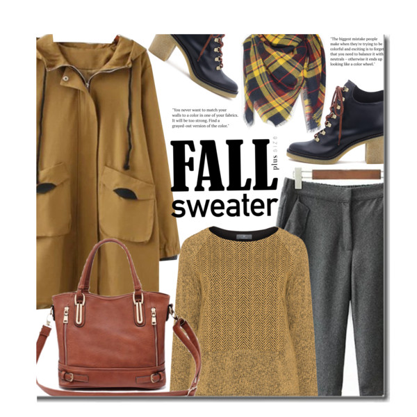Plus Size Women Over 30: Fall Outfit Ideas