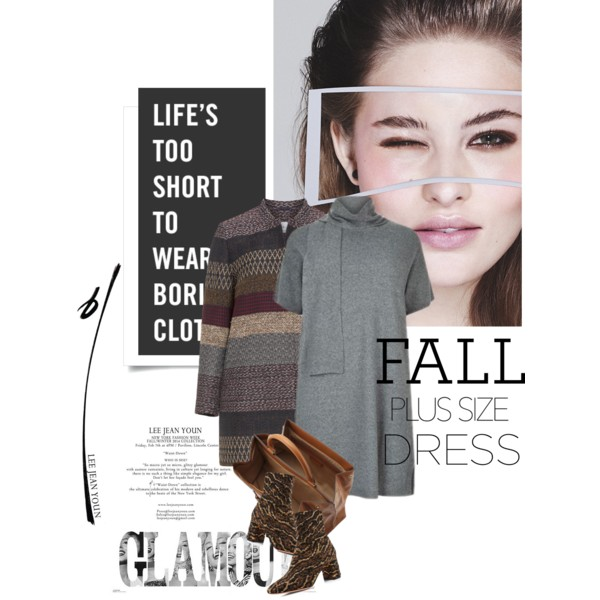 Plus Size Fall Outfit Ideas For Women Over 40 2018