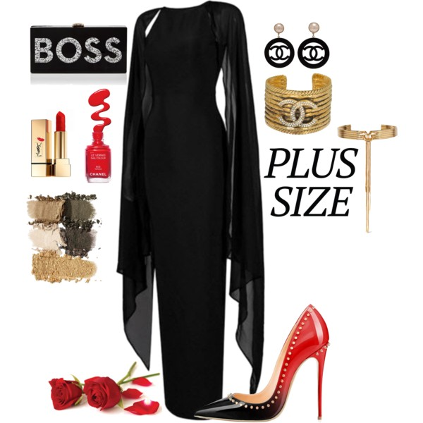 Plus Size Women After 30 Can Try This Formal Wardrobe 2020