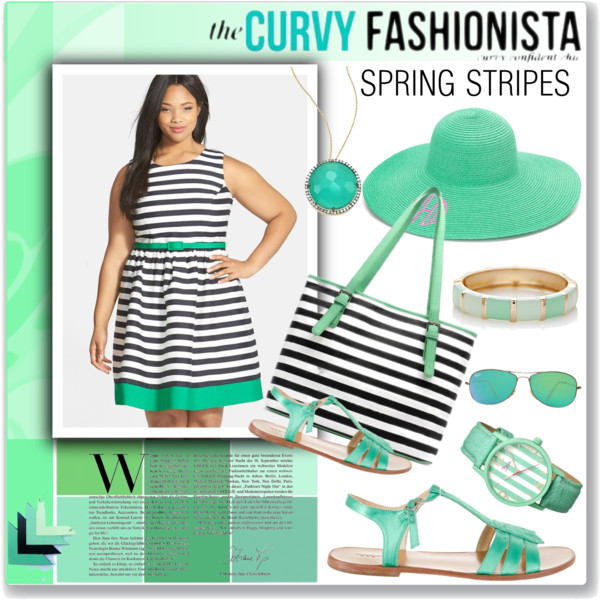 Plus Size Women Over 40 Can Try On These Summer Clothes