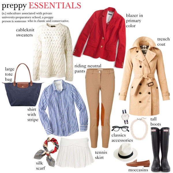 Preppy Style Guide For Ladies: Look Classy, Feel Modern 2020