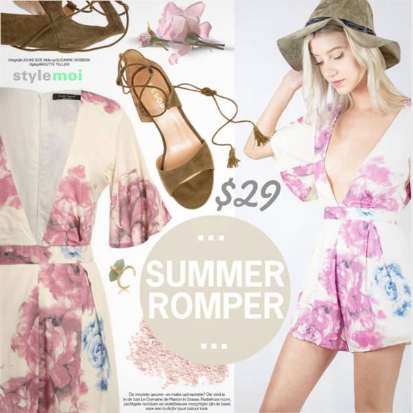 Rompers Outfits For Summer: Create An Awesome Look This Season 2020