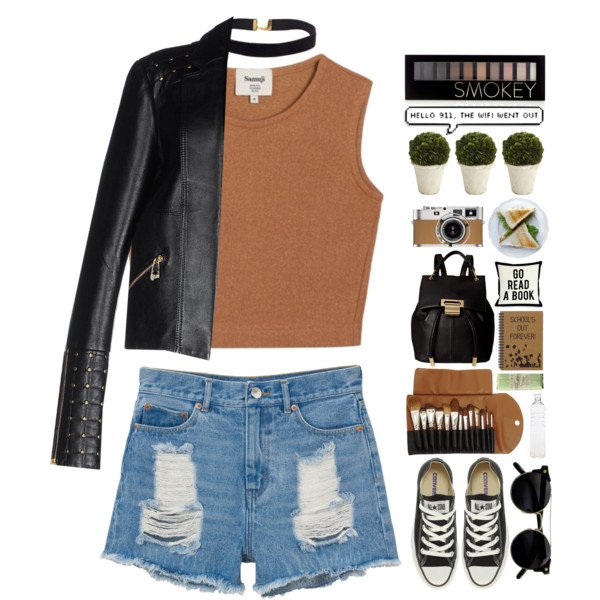 Shorts Outfit Ideas: Interesting Ideas How To Wear Them Now 2019