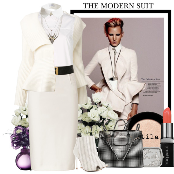 Skirt Suits For Women Over 50
