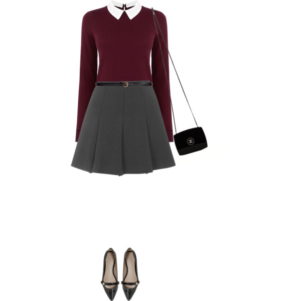 Women Over 30 Skirts Outfit Ideas 2020