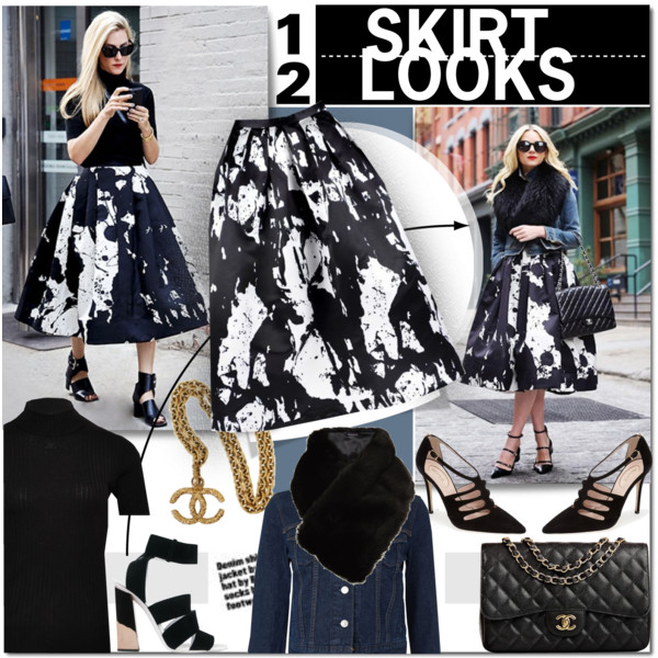 Women In 40 Look Awesome In These Skirts 2019