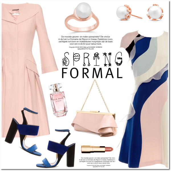 Women In 40: Spring Formal Clothing Ideas