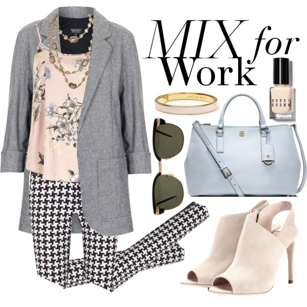 Spring Office And Work Clothing Ideas For Women Over 60 2019