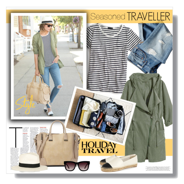 Women In 40 Style: Summer Travel Outfit Ideas