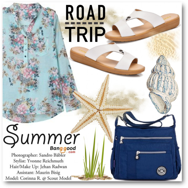 Breathtaking Summer Travel Outfit Ideas For Women Over 45 2020