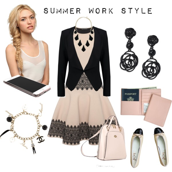 Summer Work Clothes For Women Over 40