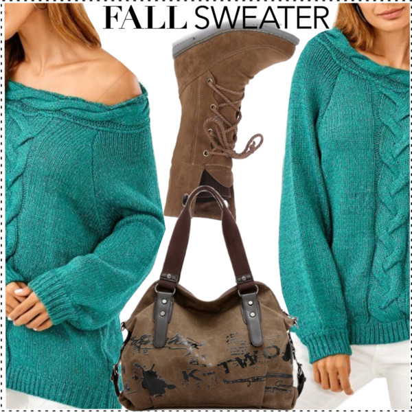 Discover Inspiring Sweaters Outfit Ideas For Women Over 40 2019