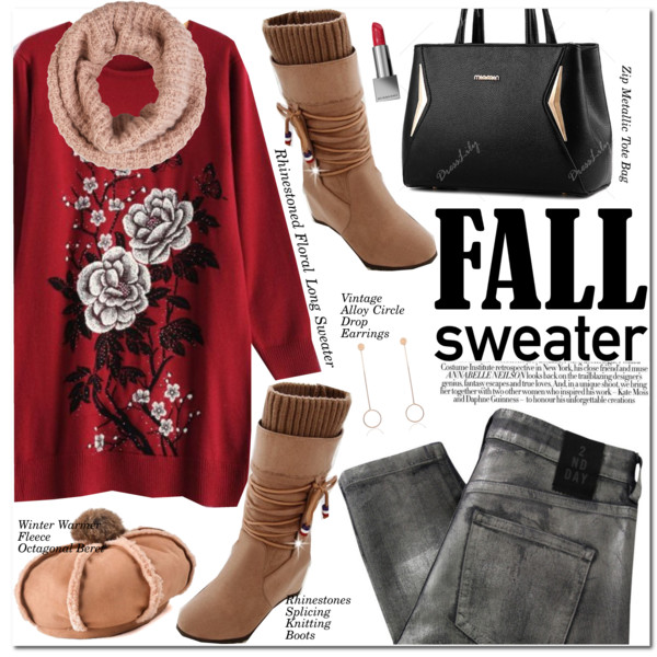 Discover Inspiring Sweaters Outfit Ideas For Women Over 40 2020