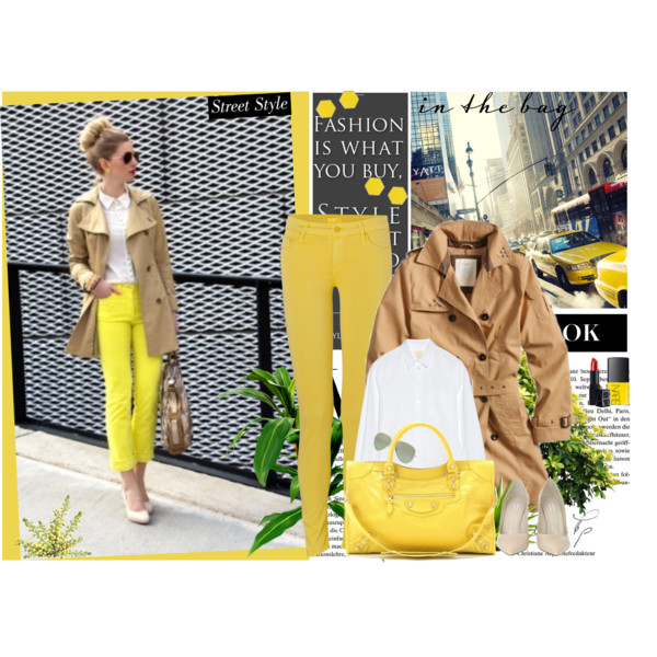 Trench Coat Outfit Ideas 2018