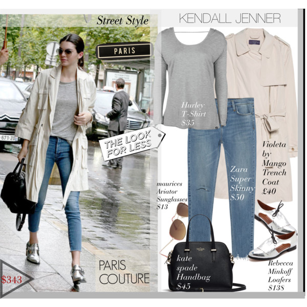 0ec98aca23d ... jeans and silver metallic shiny loafers  Trench Coat Outfits For Women  Over 50  Tips For Busy Women 2019