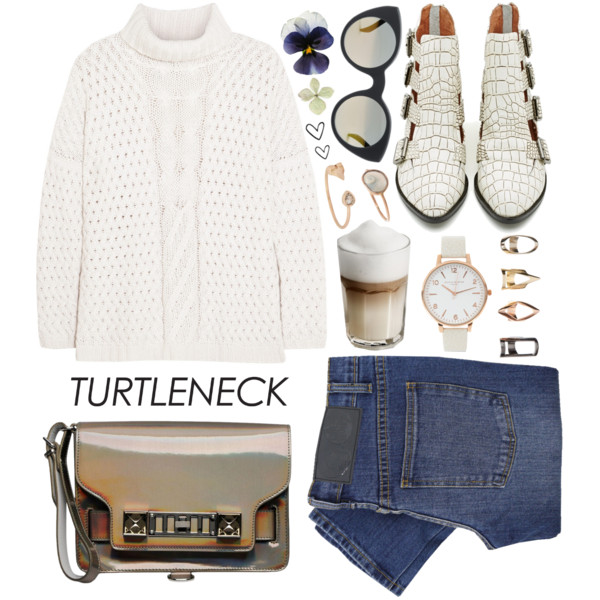 Turtleneck Sweaters Outfit Ideas: Find Your Favorite Looks 2020