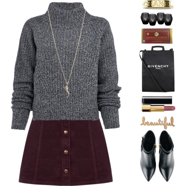 Turtleneck Sweaters Outfits For Fall-Winter