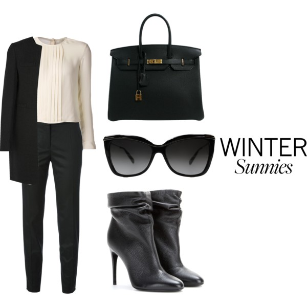 Winter Office Wardrobe And Workwear For Women Over 30 : Outfit Formulas 2019