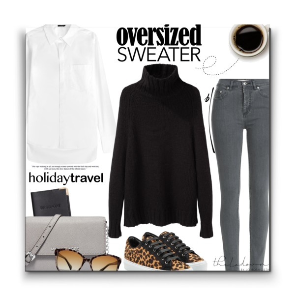 Women In 40 Look Pretty Chic In Winter Travel Outfits 2019