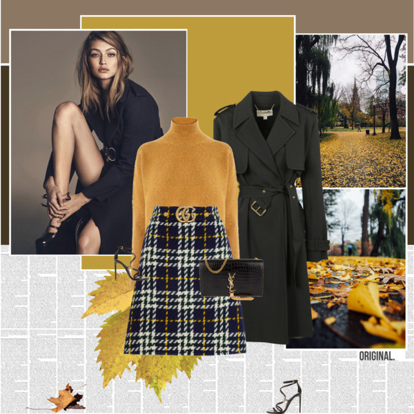 Women's Outfit Ideas For Autumn 2019