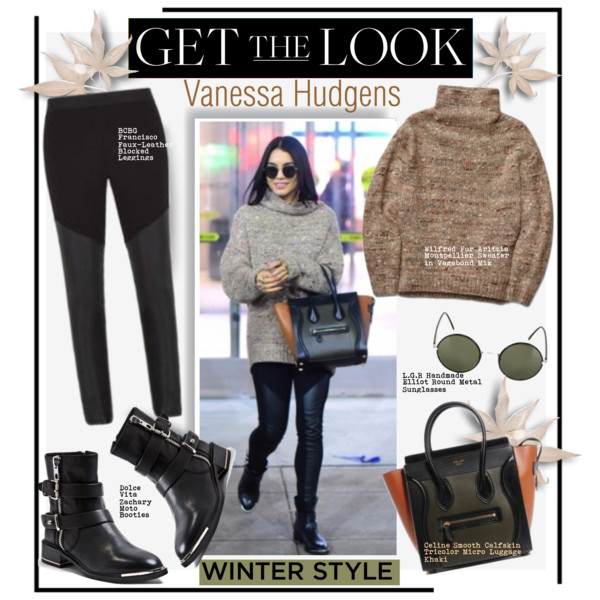 Cold Winter Looks For Women 2019