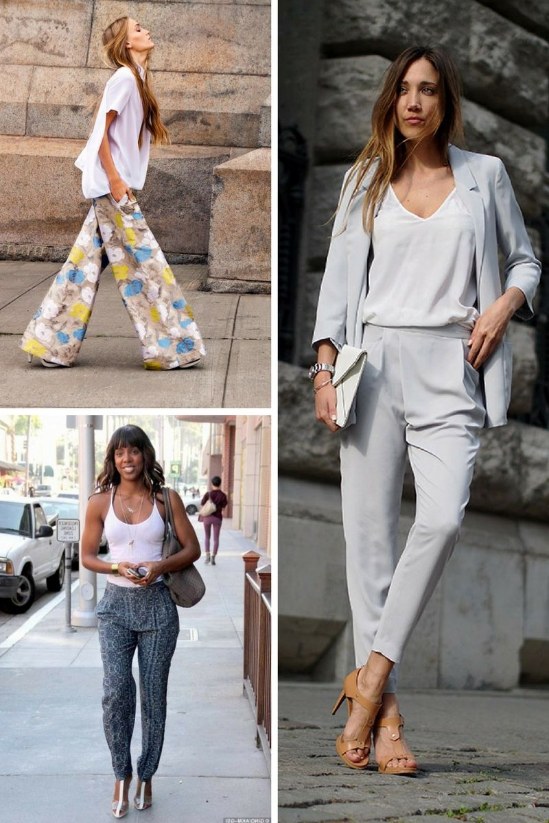 Summer Pants For Women Who Want To Look Fab 2018 | Style Debates