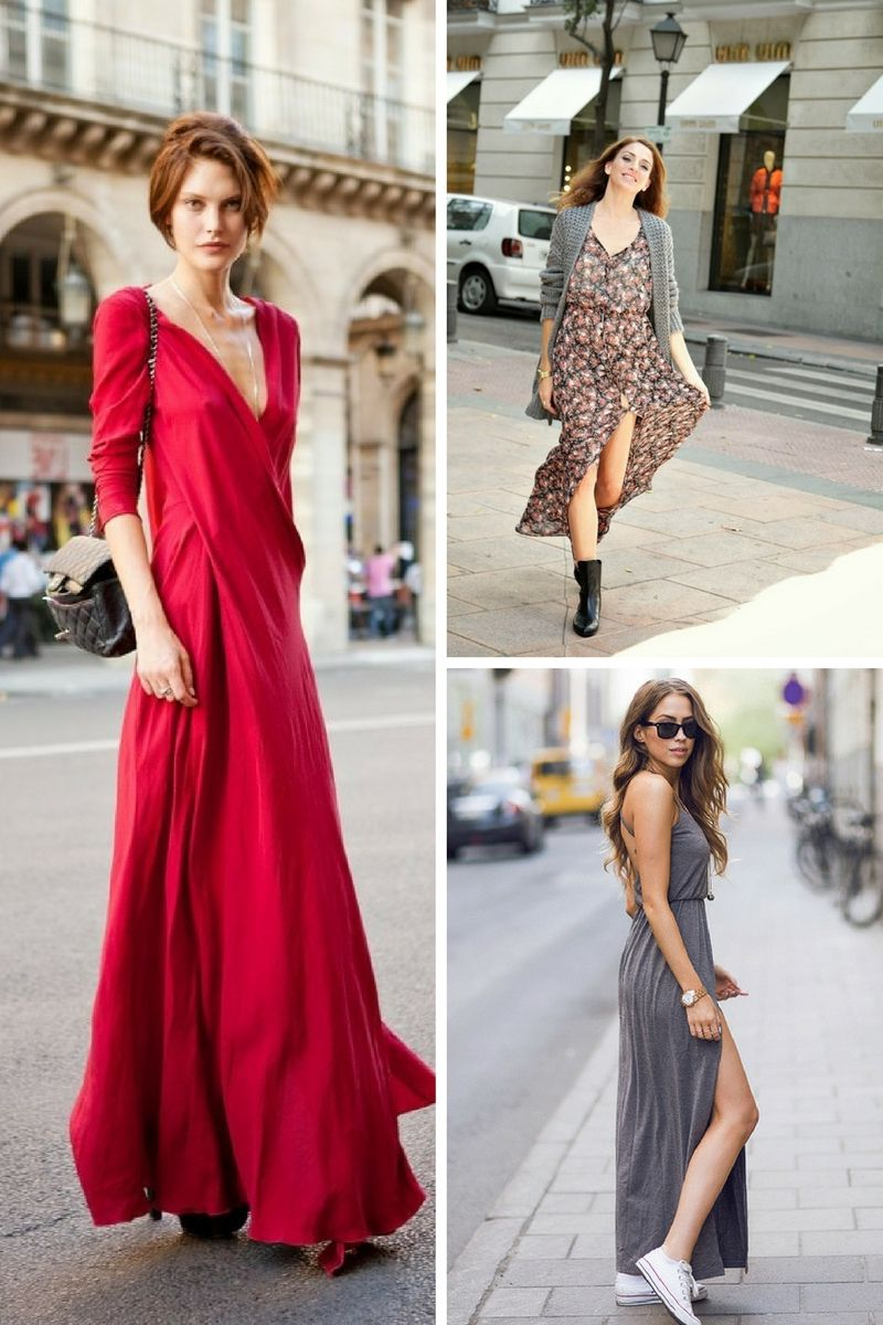 What Shoes To Wear With Long Dresses