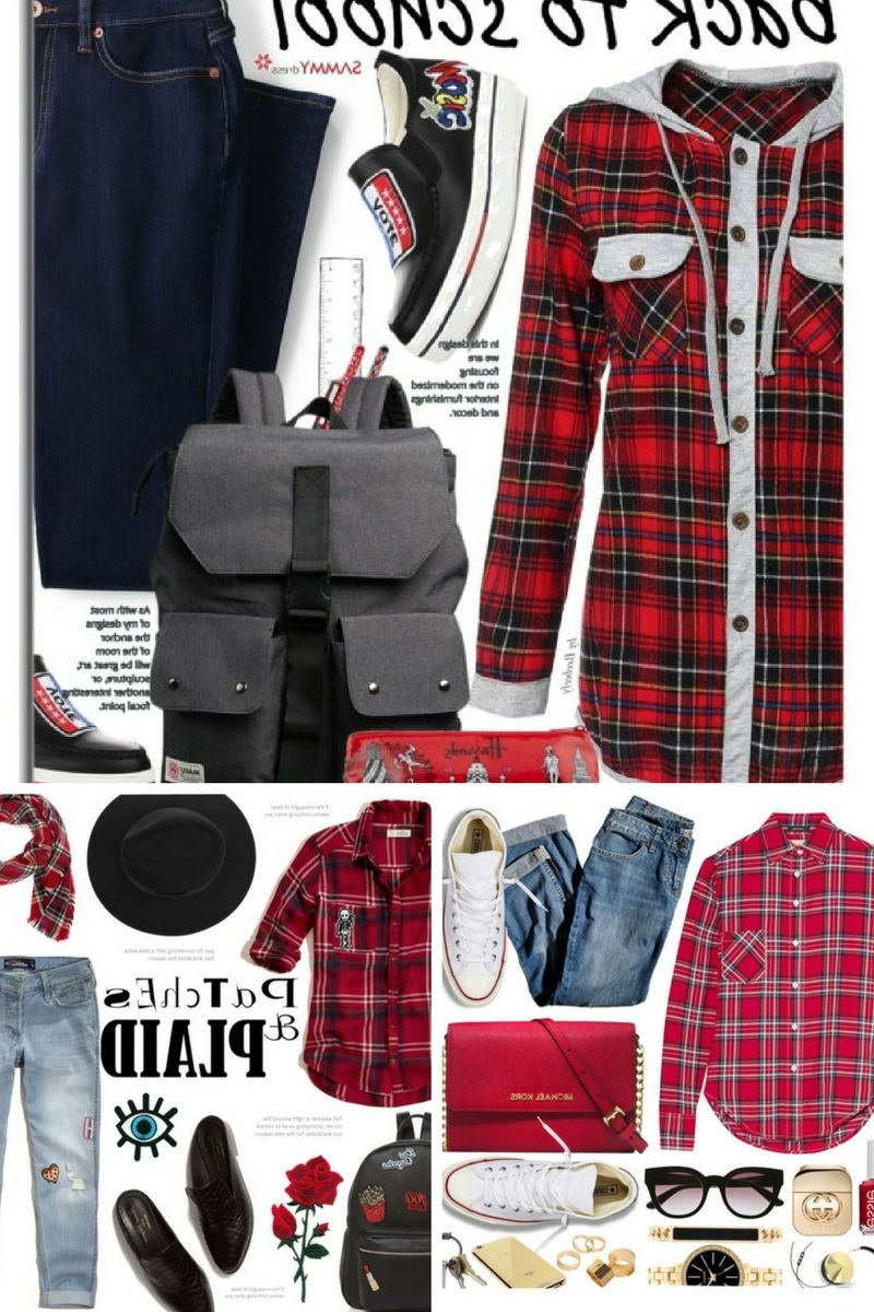 Best Plaid Shirts All Seasons Inspiration 2020