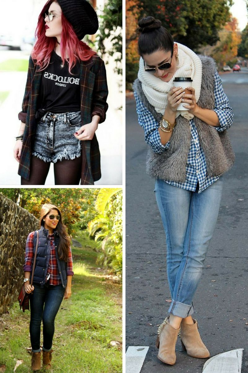 Best Plaid Shirts All Seasons Inspiration 2019