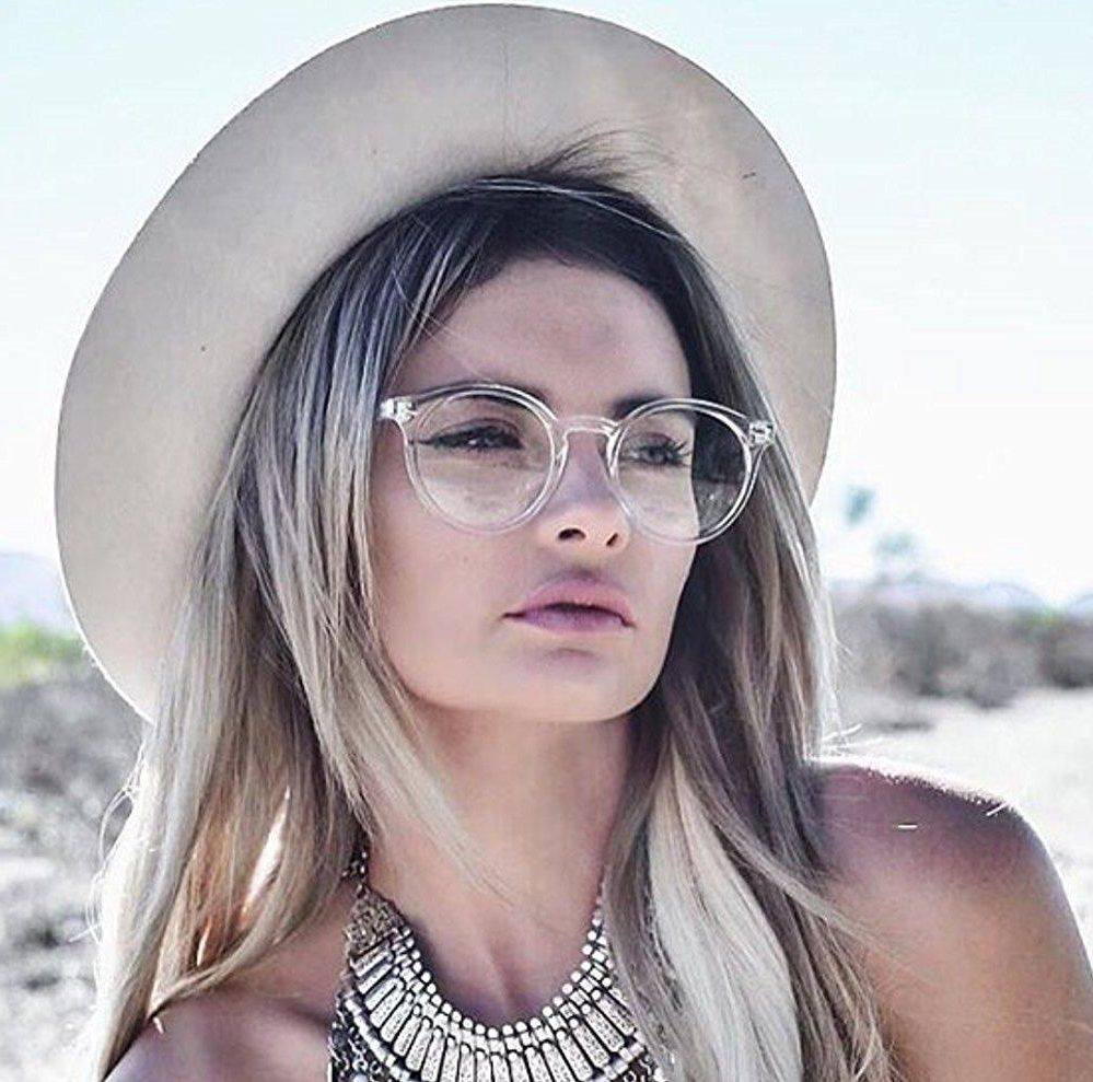 a836086580d Clear Glasses For Women Best Fashion Trend 2019