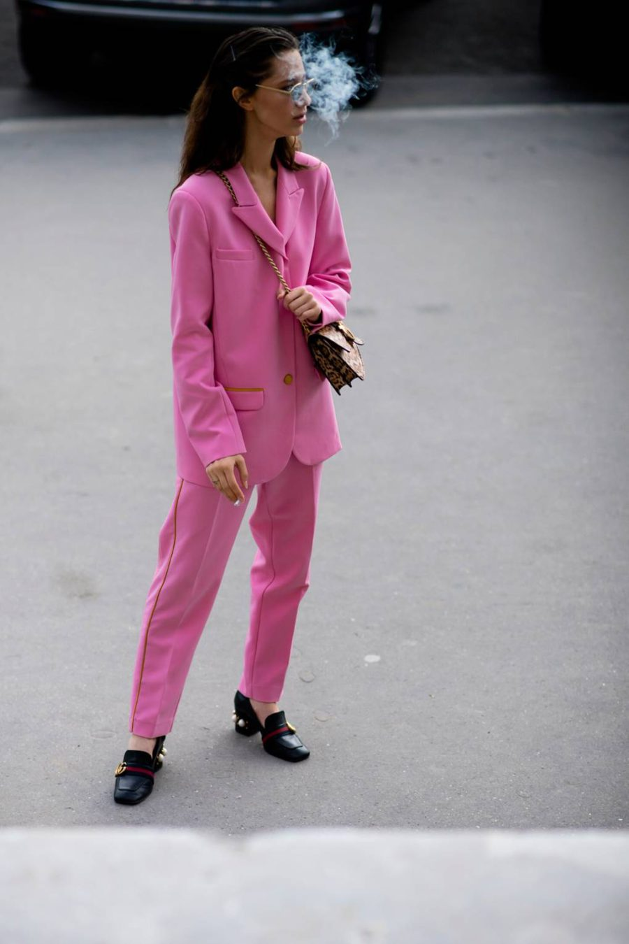 Colored Pantsuits For Women: New Fashion Trend 2019